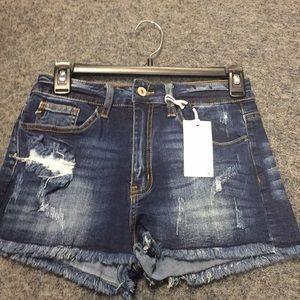 Kancan  Shorts - NWT